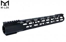 "15"" M-Lok Super Slim Ultra Light Free Float Handguard for 223"