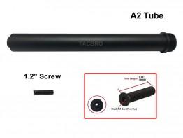 "A2 .223 .308 Buffer Tube + 1.2"" A2 went port Screw"