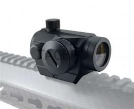 4MOA Red Dot Reflex Sight Low Profile Micro Weaver Picatinny Mount