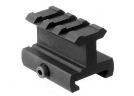 """New 4.76/"""" Marlin Tactical Pre-Drilled Weaver Picatinny Scope Sight Rail Mount"""